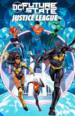 Future State Justice League of America