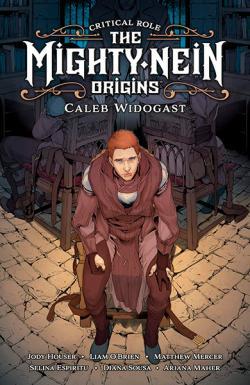 Critical Role Mighty Nein Origins: Caleb Widogast