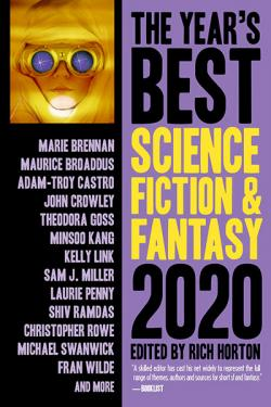 The Years' Best Science Fiction and Fantasy 2020