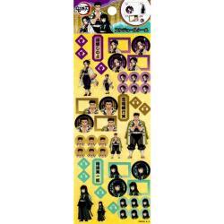 Schedule Sticker B (Japanska)