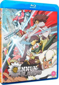 Cannon Busters: The Complete Series