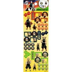 Schedule Sticker D (Japanska)