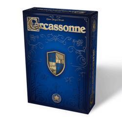 Carcassonne Grundspel (20th Anniversary Edition)