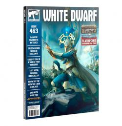 White Dwarf Monthly Nr 463 April