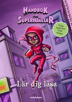 Handbok för Superhjältar - Lär dig läsa