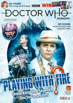 Doctor Who Magazine Nr 565