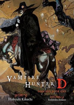 Vampire Hunter D Novel  Omnibus Book 1