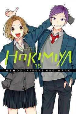 Horimiya Vol 15