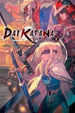 Goblin Slayer Side Story II Dai Katana Light Novel 2
