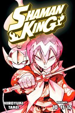 Shaman King Omnibus 4
