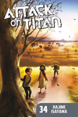 Attack on Titan vol 34
