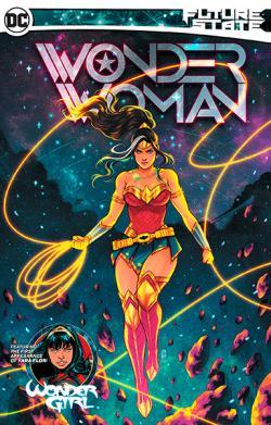 Future State Wonder Woman