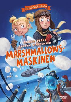 Upptäckarklubben 1 - Marshmallowsmaskinen