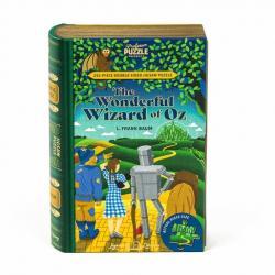 The Wonderful Wizard of Oz Dubbelsidigt Pussel 252 bitar