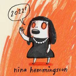Nina Hemmingsson almanacka 2022