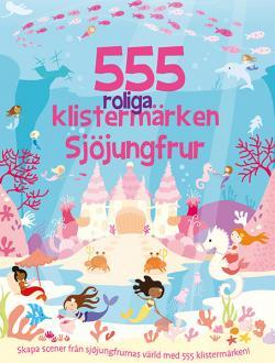555 roliga klistermärken - Sjöjungfrur