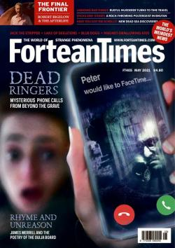 Fortean Times Nr 405, May 2021