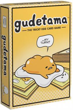 The Gudetama: The Tricky Egg Card Game
