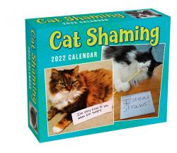 Cat Shaming 2022 Day-to-Day Calendar