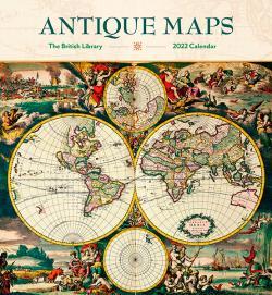 Antique Maps 2022 Wall Calendar