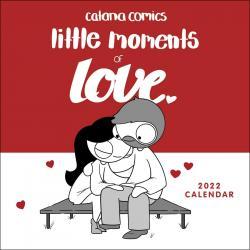 Little Moments of Love 2022 Wall Calendar