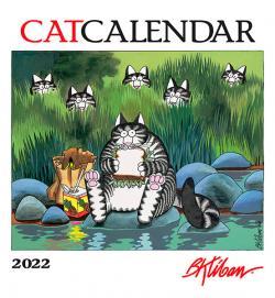 CatCalendar 2022 Wall Calendar
