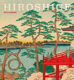 Hiroshige 2022 Wall Calendar