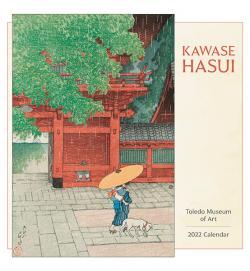 Kawase Hasui 2022 Wall Calendar