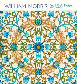 William Morris Arts & Crafts Designs 2022 Wall Calendar