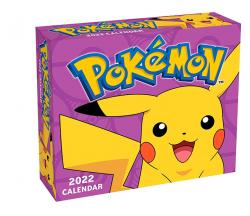 Pokemon 2022 Day-to-Day Calendar