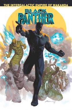 Black Panther Book 9: Intergalactic Empire of Wakanda Part 4