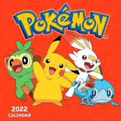 Pokemon 2022 Wall Calendar