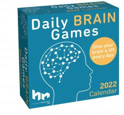 Daily Brain Games 2022 Day-to-Day Calendar