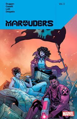 Marauders by Gerry Duggan Vol 2
