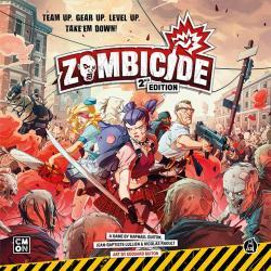 Zombicide 2nd Edition Core Box