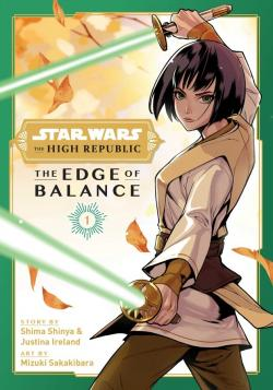The High Republic The Edge of Balance Manga Vol 1