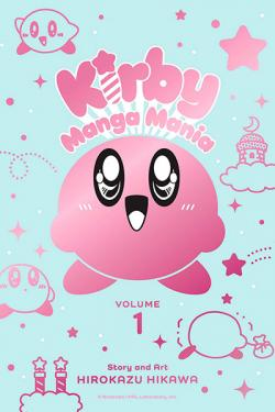 Kirby Manga Mania Vol 1