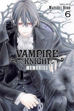 Vampire Knight Memories Vol 6