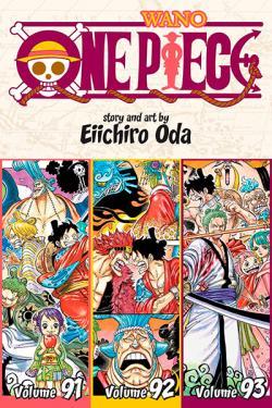 One Piece: Wano 91-92-93