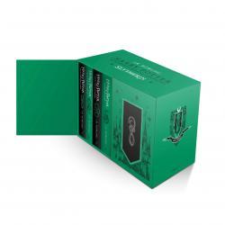 Harry Potter Slytherin Box Set Vol 1-7 (House Edition)