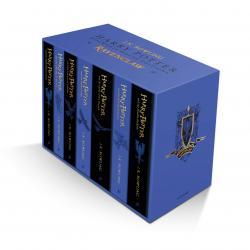 Harry Potter Ravenclaw Box Set Vol 1-7 (House Edition)