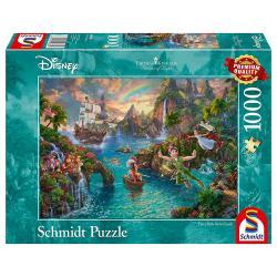 Disney Puzzle - Peter Pan (1000 pieces)