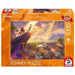 Disney Puzzle - The Lion King (1000 pieces)