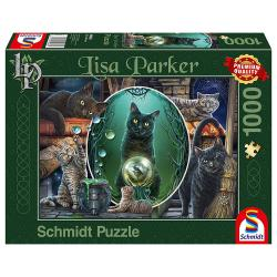 Magical Cats Puzzle 1000 pcs