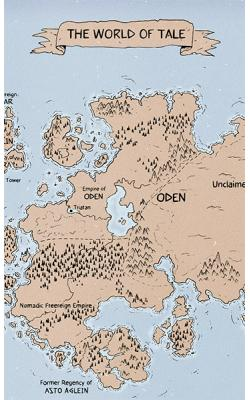 Map of the World of Tale