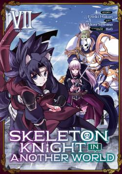 Skeleton Knight in Another World Vol 7