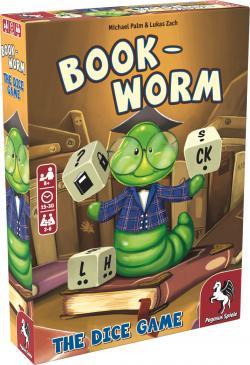 REA SPEL (Bookworm - Dice Game (EN))