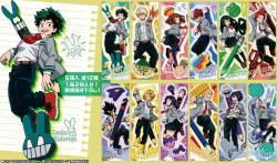 Charactor Poster Collection 4