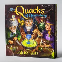 The Alchemists - The Quacks of Quedlinburg Expansion