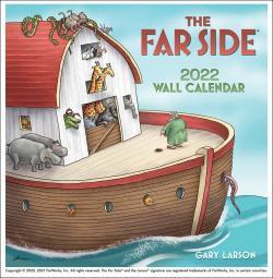 Far Side 2022 Wall Calendar